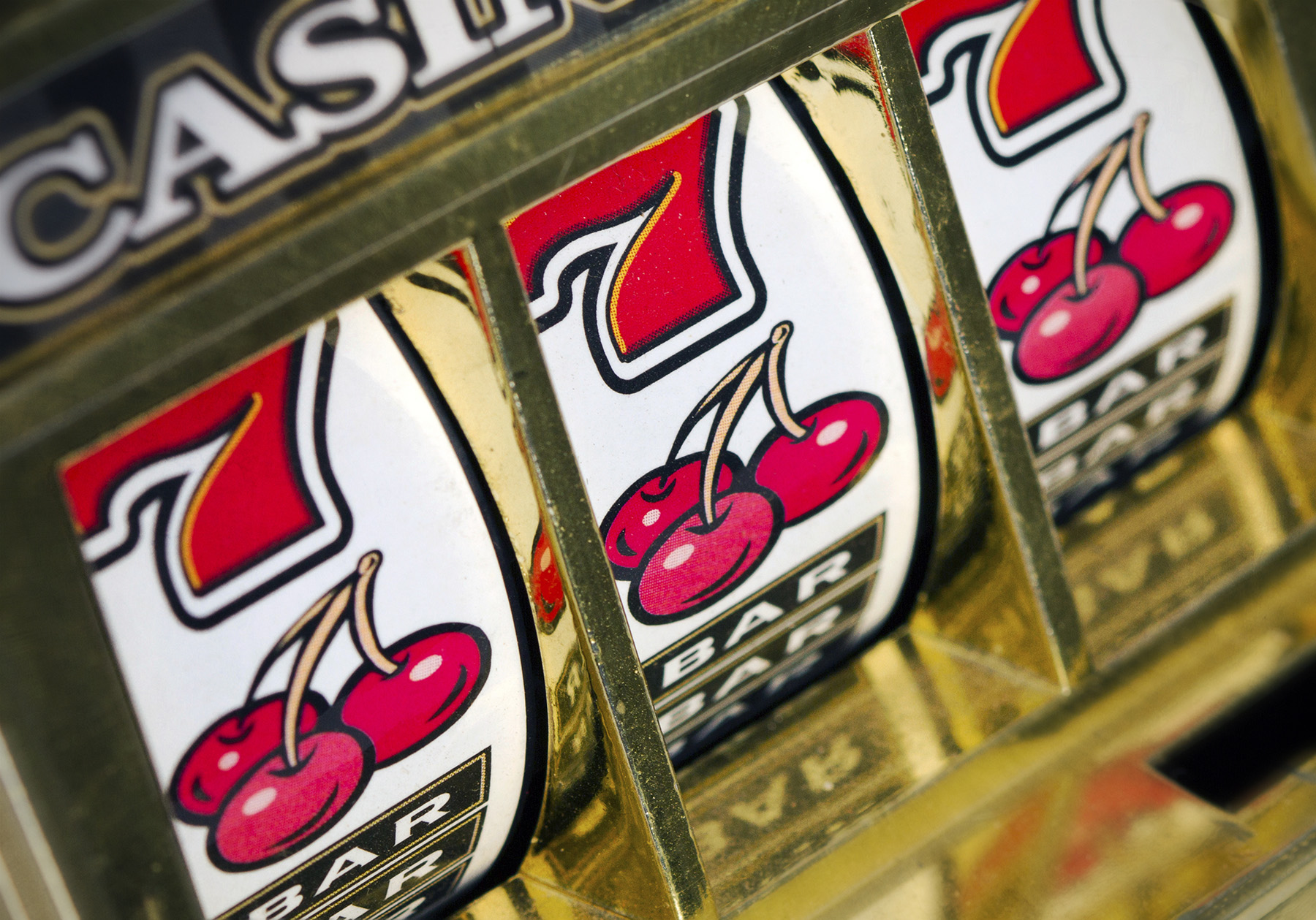 How to Increase your Chances of Winning on Slot Machines